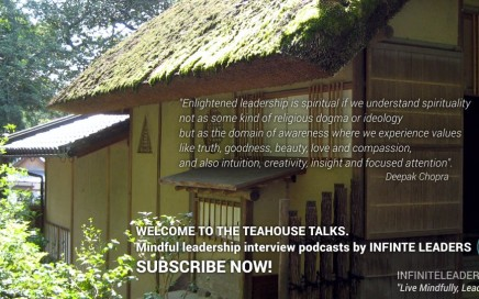 The Teahouse Talks podcasts: Subscribe now!